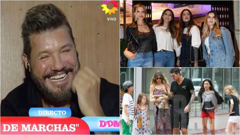 Tinelli en El Diario de Mariana: