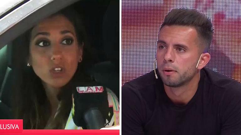 Cinthia Fernández contra Defederico: