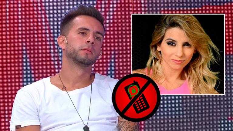 Matías Defederico y la tensa relación con Cinthia Fernández tras la separación