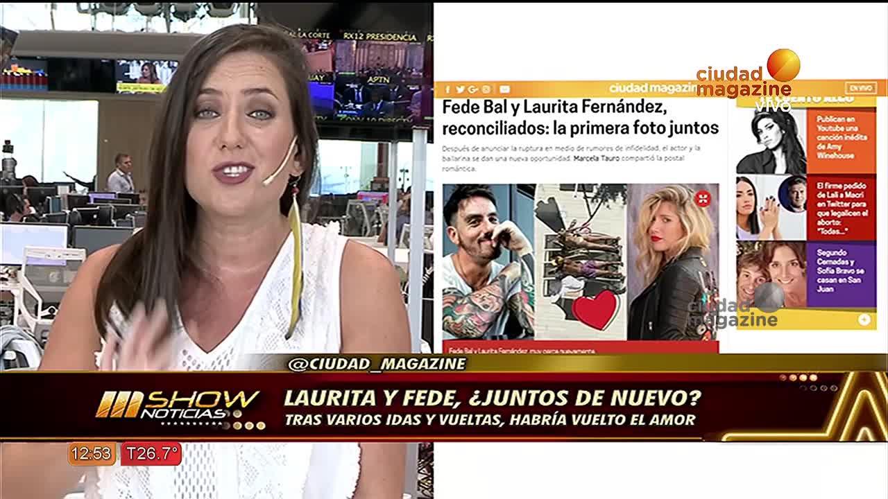 Luisana Lopilato, embarazada
