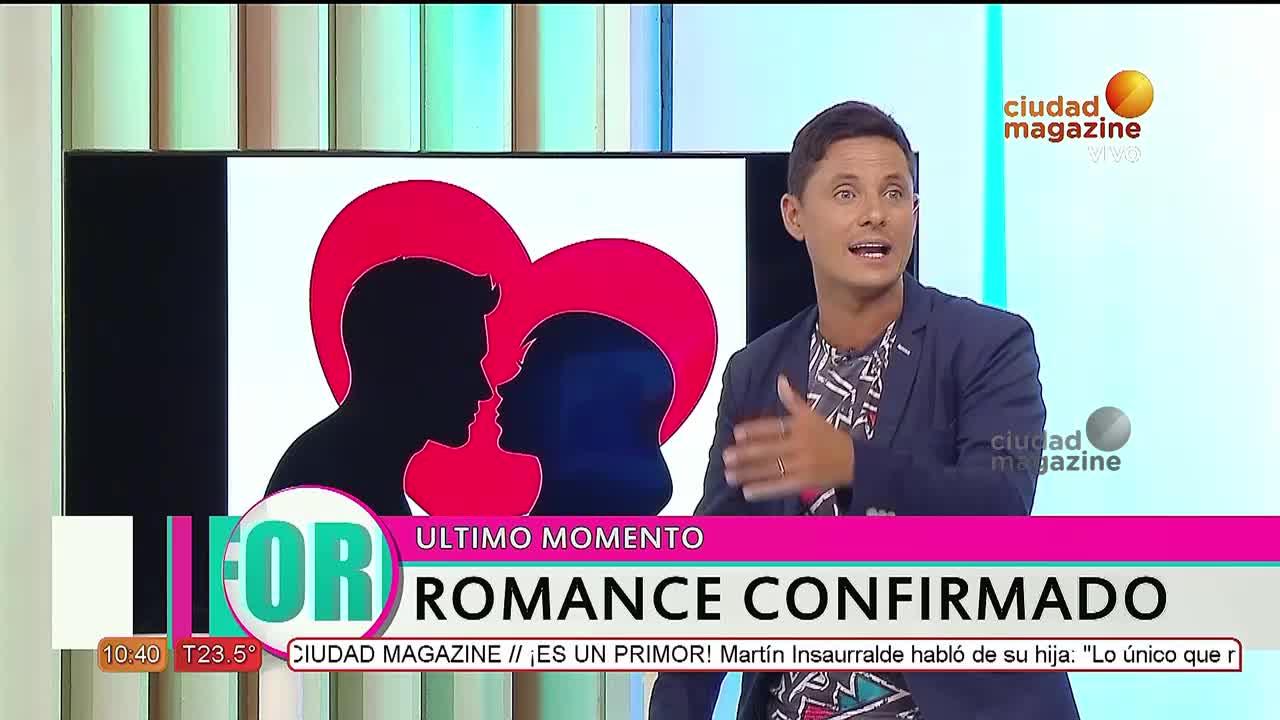 Celeste Muriega y Tyago Griffo, romance confirmado