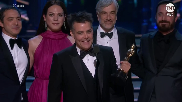 Chile se llevó el Oscar 2018 a Mejor Película Extranjera