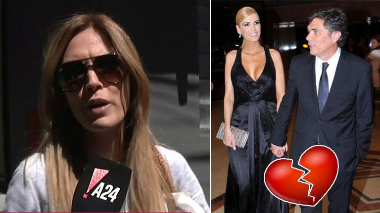 Viviana Canosa y su divorcio de Alejandro Borensztein