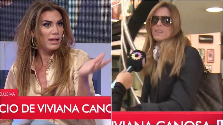 Flor de la Ve disparó contra Viviana Canosa: