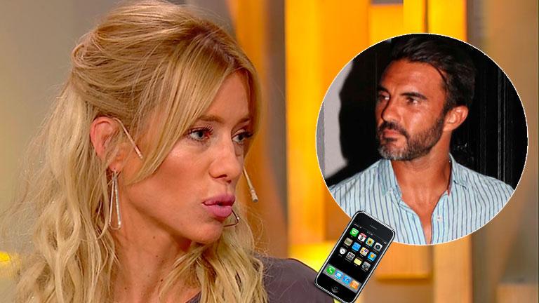 Nicole Neumann y su charla con Fabián Cubero tras su descargo en TV