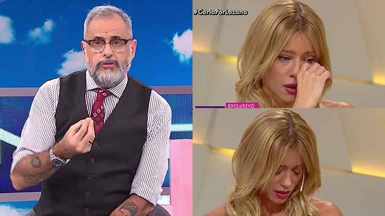 Jorge Rial criticó fuertemente a Nicole Neumann en Intrusos