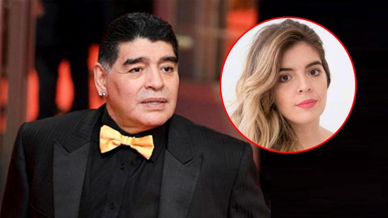 ¿Vendrá? La nueva condición de Diego Maradona para asistir al casamiento de Dalma