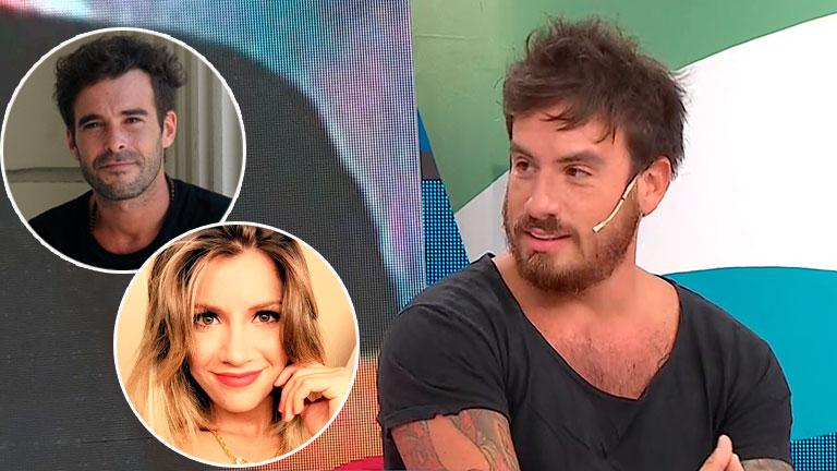 Fede Bal contó qué haría si Laurita Fernández tiene un romance con Nicolás Cabré
