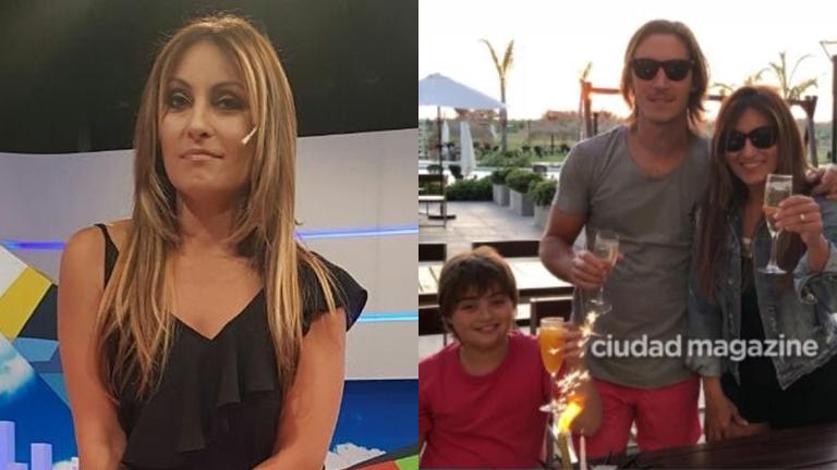 Marcela Tauro habló de su novio y su hijo