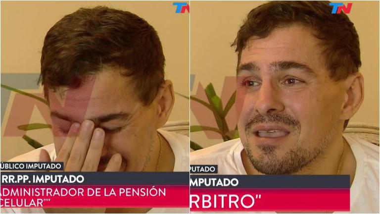 Leo Cohen Arazi se quebró al hablar del escándalo de Independiente:
