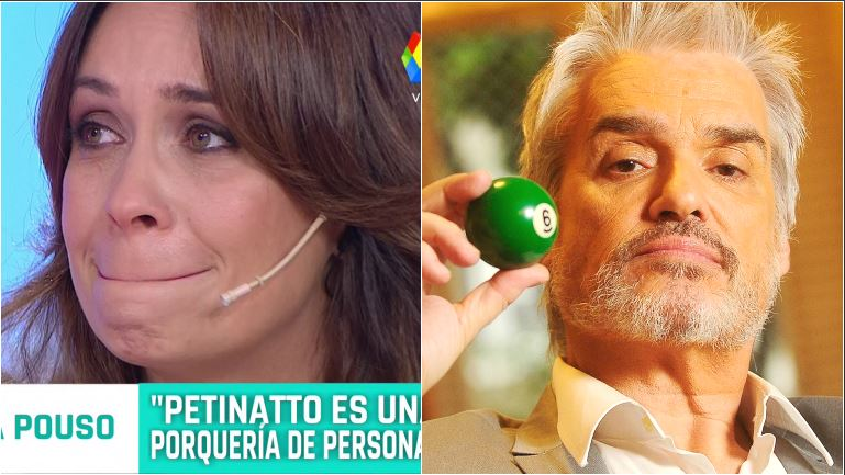 El llanto de Josefina Pouso por las polémicas declaraciones de Roberto Pettinato: