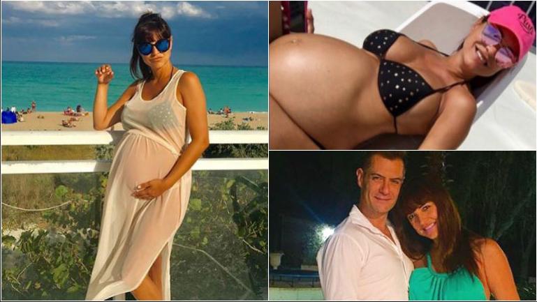 Andrea Estévez contó que su hija nacerá en Estados Unidos por orden médica: