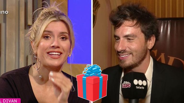 Laurita Fernández se quejó del indiscreto regalo que le hizo Federico Bal por su debut en Sugar