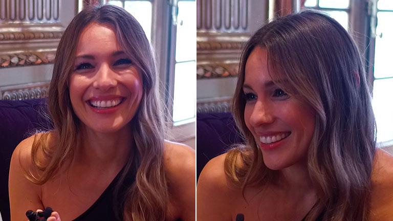 Pampita y su desembarco en la TV abierta: entrevista exclusiva