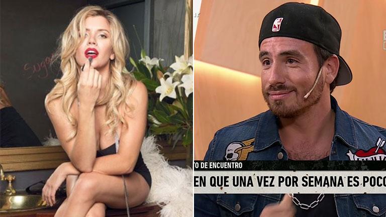 Tremenda revelación sexual de Fede Bal sobre Laurita Fernández: