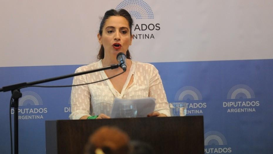 El video del fuerte discurso de Muriel Santa Ana sobre su aborto: