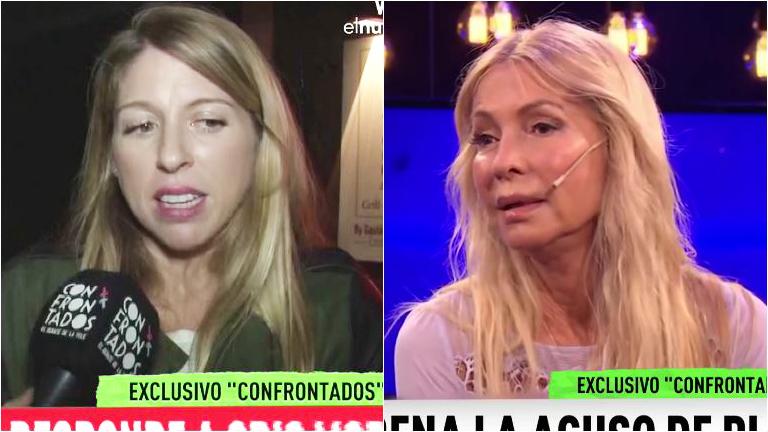 Florencia Bertotti, picante con Cris Morena: