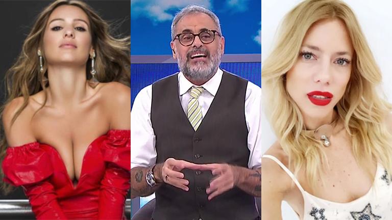 Jorge Rial analizó el enfrentamiento de Pampita y Nicole Neumann
