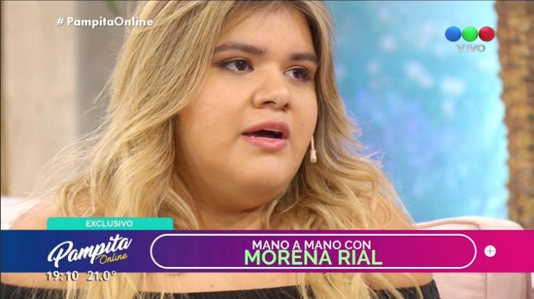 Morena Rial, a corazón abierto, sobre el bullying que sufrió