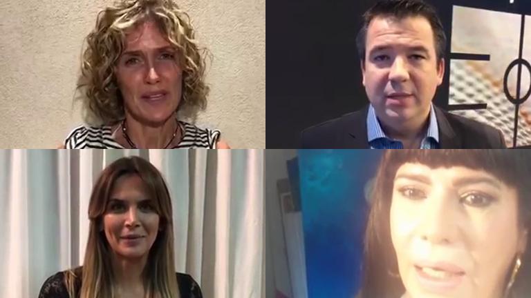 Lanzan una campaña de videos de famosos en contra del aborto