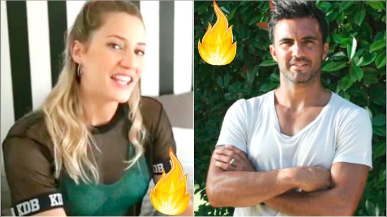 Mica Viciconte y Cubero, una pareja en llamas: cada cuánto tienen relaciones, quién fue el primero en decir 'te amo'... ¡y mirá qué regalo hot hizo él!