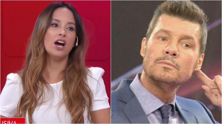 Lourdes Sánchez responsabilizó a Tinelli de un baile que salió mal: