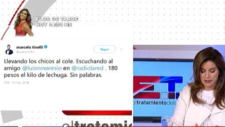 La hermana de Esmeralda Mitre contra Marcelo Tinelli:
