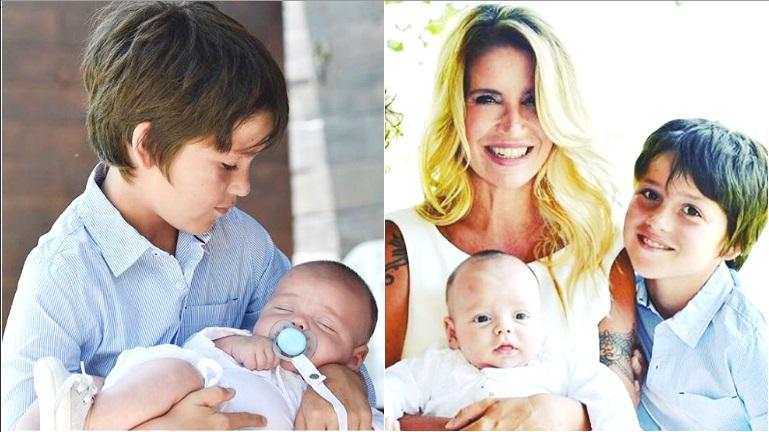 El hijo de Florencia Peña debuta como actor en la pantalla grande