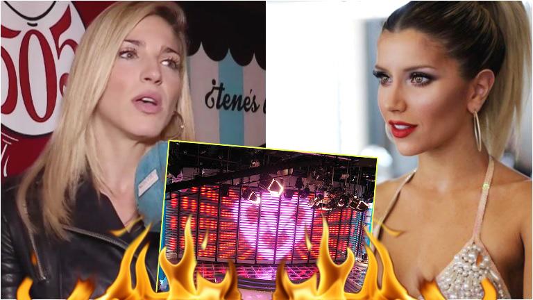 Maca Rinaldi y la chance de que Laurita Fernández sea jurado del Bailando