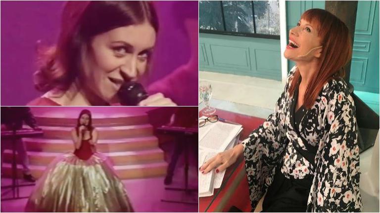 El pasado de Matilda Blanco... ¡como cantante!: