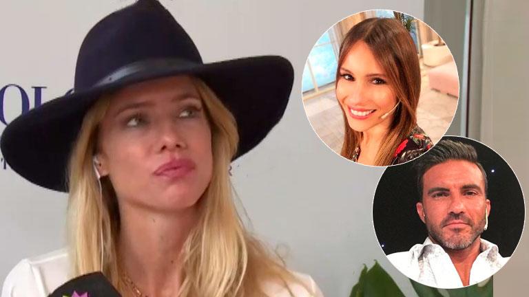 Nicole Neumann, picante sobre la visita de Fabián Cubero al programa de Pampita