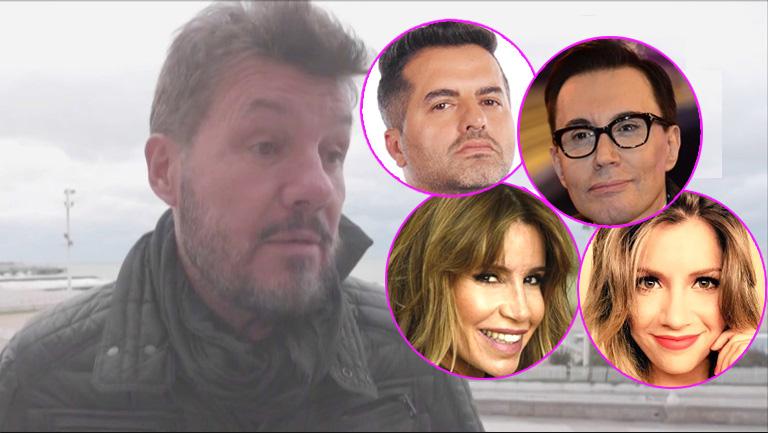 Resultado de imagen para Tinelli confirmó a De Brito como jurado de Bailando 2018, quiere a Polino y postuló a Flor Peña y Laurita Fernández