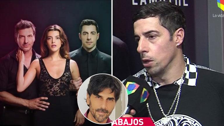 Resultado de imagen para La reacción de Esteban Lamothe al boicot de fans de Juan Darthés contra la nueva telenovela de Calu Rivero