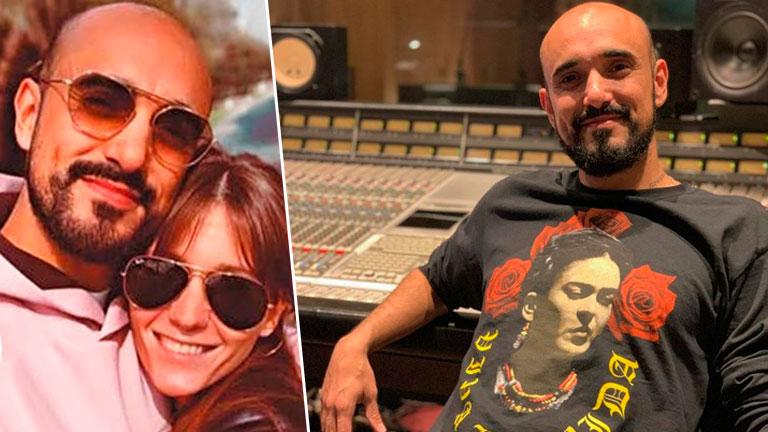 Resultado de imagen para Abel Pintos, ¿espera un hijo con su novia, Mora Calabrese?
