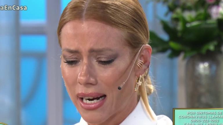 Nicole Neumann contó cómo se dio cuenta que había perdido el ...