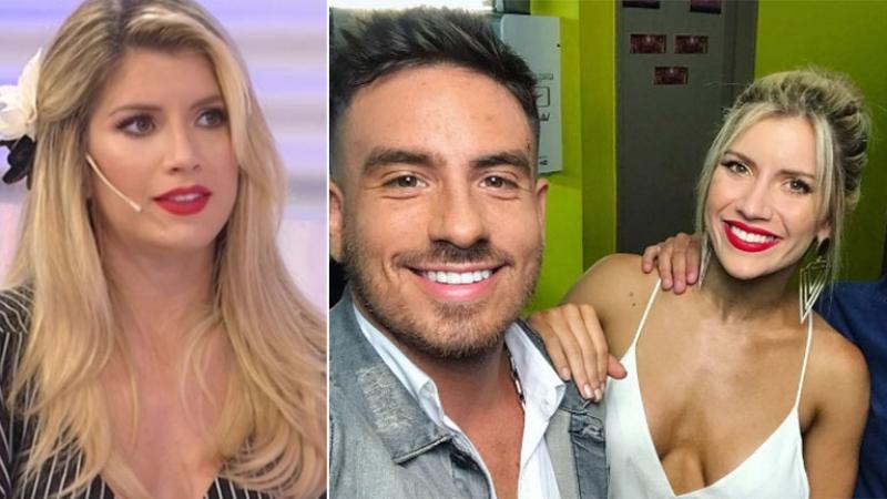 A Laurita Fernández le preguntaron si está enamorada de Fede Bal