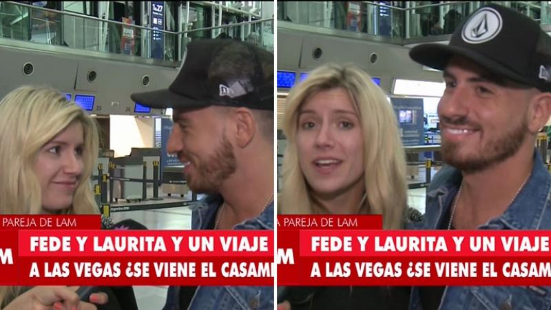 El sincericidio de Laurita Fernández frente a Federico Bal