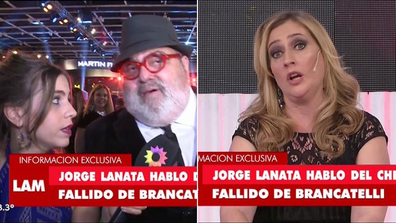 Carmela Bárbaro, furiosa con Lanata por su actitud con la notera de LAM