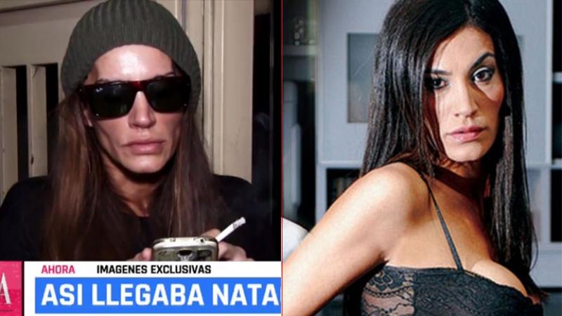 Natacha Jaitt denunció que ex violó restricción perimetral y que quisieron intoxicarla