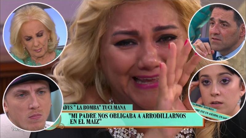 Gladys, La Bomba Tucumana y su desgarradora confesión