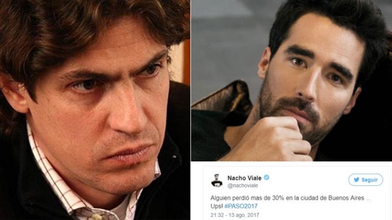 El productor de Almorzando con Mirtha Legrand disparó contra el precandidato a diputado nacional, quien había mantenido un affaire prohibido con Juana Viale.