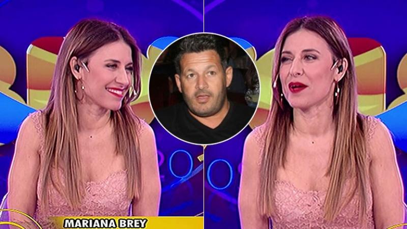 Mariana Brey confirmó su noviazgo con Pablo Melillo