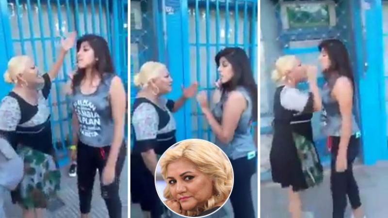 La versión de la Bomba Tucumana de la pelea con una fanática de Micaela Viciconte