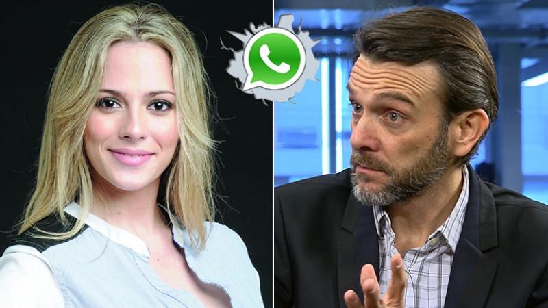 Nuevo audio de Rocío Gancedo y Gervasio Díaz Castelli ¿sobre Matías Alé?