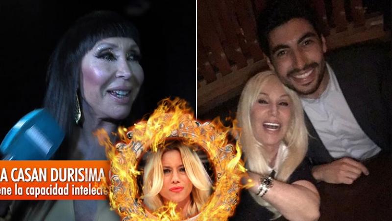 Moria ¿mandó al frente a Susana y Facundo Moyano?
