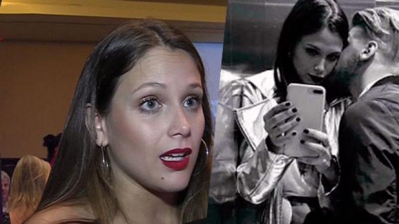 Barbie Vélez habló de su noviazgo con Lucas Rodríguez