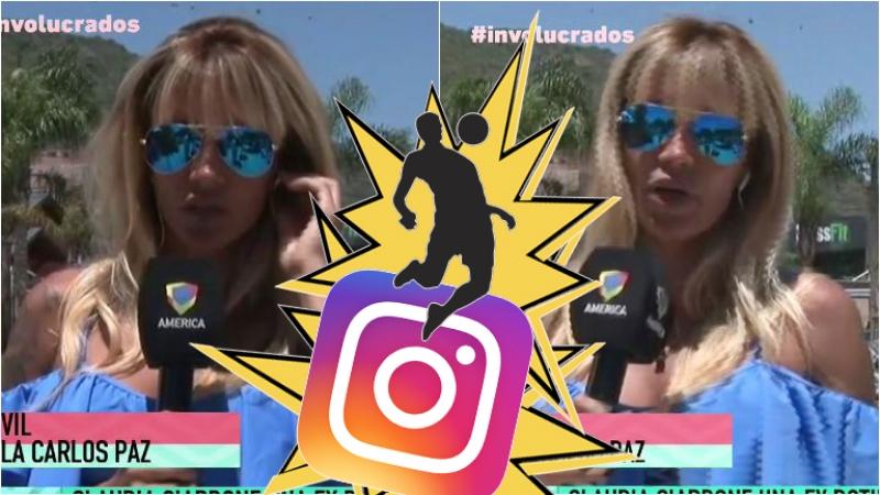 Claudia Ciardone, sobre las propuestas que recibe: Me llegan muchísimos mensajes de jugadores por Instagram