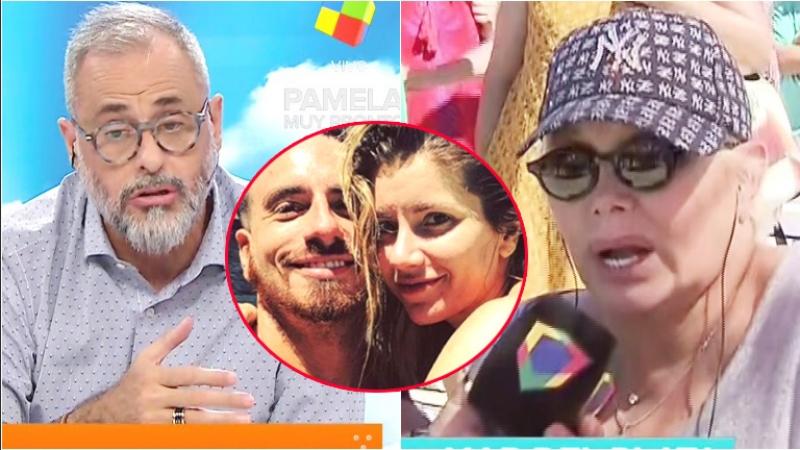 La reacción de Carmen Barbieri al enterarse que Fede Bal se separó de Laurita Fernández (Fotos: Capturas y Web)