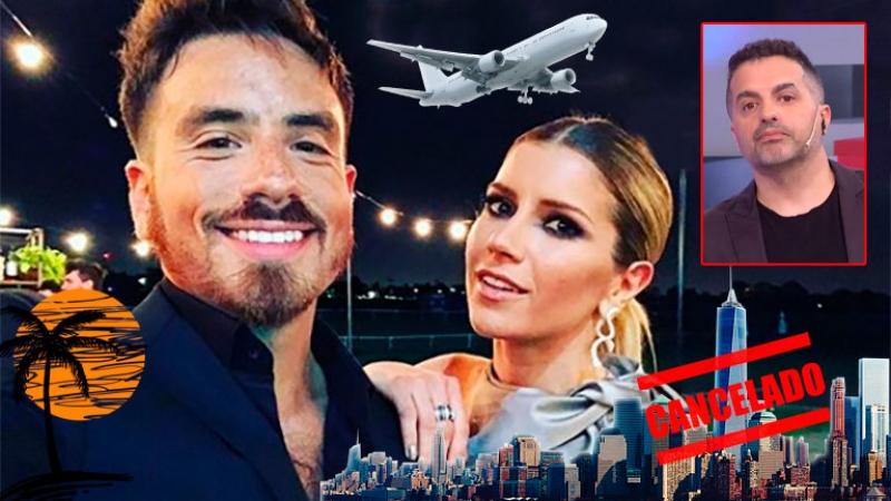 Fede Bal y Laurita Fernández cancelaron un viaje a Nueva York y Punta Cana tras la separación