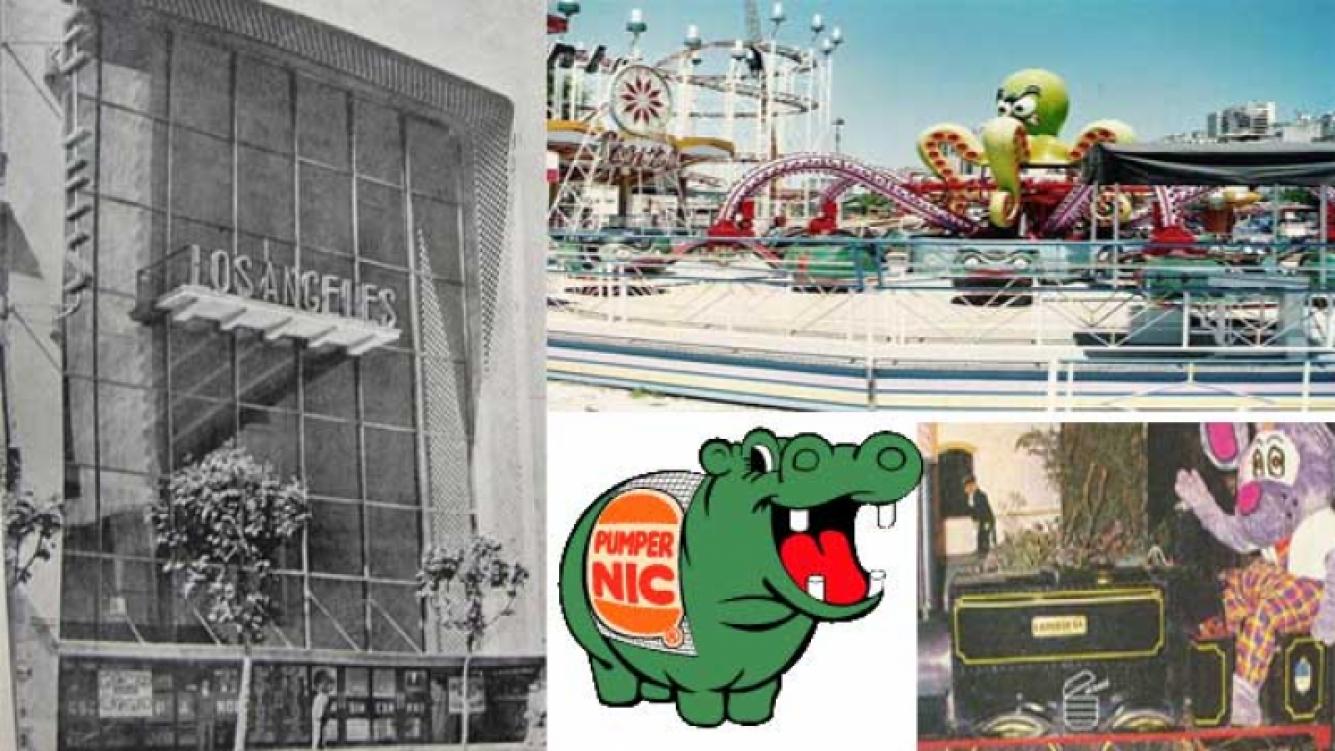 Aquellos lugares en los que pasaste tu infancia y que no podés olvidar